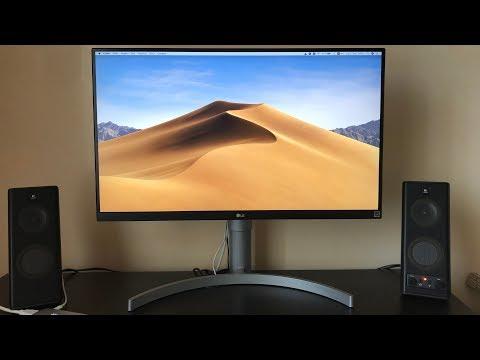 LG 27UK650-W videos (Meet Gadget)