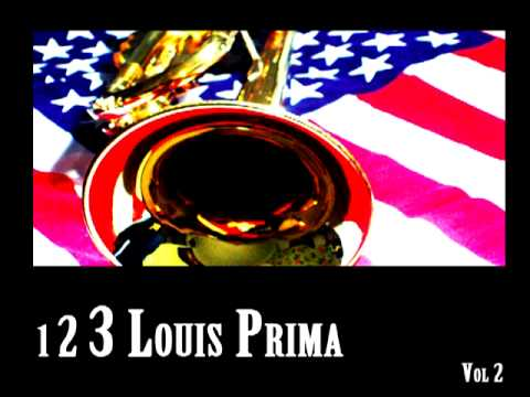 Louis Prima and his New Orleans Gang - Rhythm On The Radio