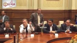 بالفيديو.. بدوى عبد اللطيف يعلن انسحابه من انتخابات رئاسة لجنة حقوق الإنسان بالبرلمان