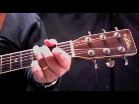 LUCKENBACH TEXAS - Guitar Lesson