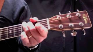 LUCKENBACH TEXAS - Guitar Lesson