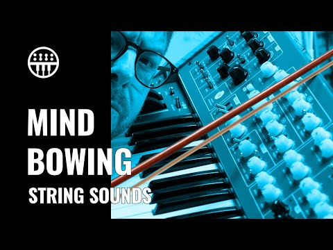 Synth String Sounds | Get The Sound | Thomann