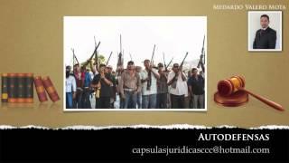 Al Derecho, Autodefensas