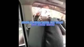 GK TAHAN LIAT DRIVER CANTIK .ONANI DI DALAM TAXI ONLINE.