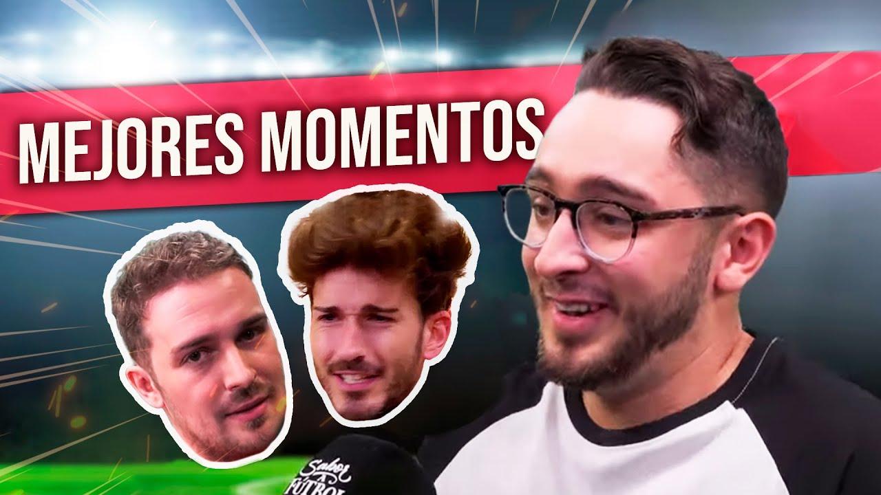 SPURSITO, JUAN ARROITA y GUILLE GLEZ  😏 DANDO LO MEJOR en la CUARTA TEMPORADA⚽  Sabor a Fútbol