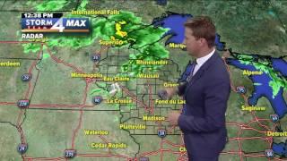 Brian Niznansky's Tuesday afternoon Storm  Team 4cast