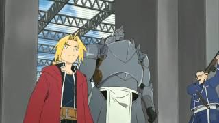 Fullmetal Alchemist The Sacred Star of Milos Trailer