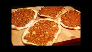 مطبخ الأكلات العراقية - لحم بعجين على الطريقة التركية تحضيرات شهر رمضان