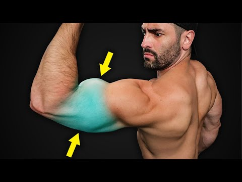 The Important Thing to larger Arms 5 Exercises for Beefy, Bold Triceps