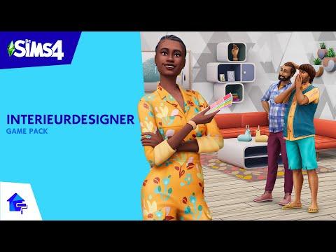 Officiële onthullingstrailer van De Sims™ 4 Interieurdesigner