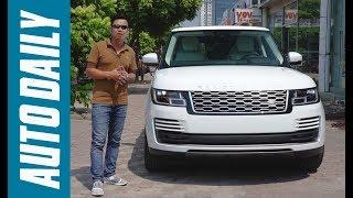 Mục sở thị mẫu xe vạn người mê Range Rover HSE 2018 hơn 8 tỷ tại Hà Nội |AUTODAILY.VN|