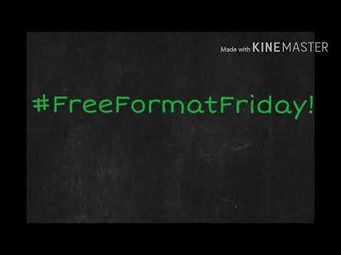 Free Format Friday #25