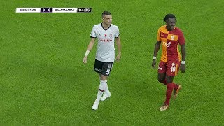 Pepe vs Galatasaray (Home) (02/12/2017) SuperLig 17-18 1080i HD