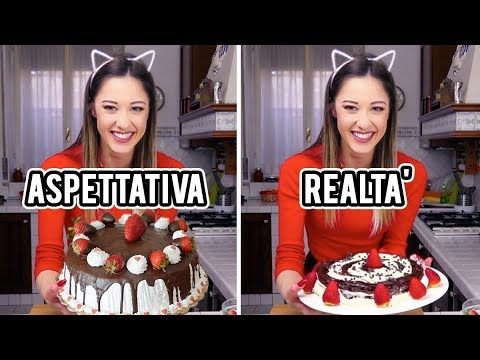 PREPARO LA TORTA VALENTINA A SAN VALENTINO - Valentina Lattanzio