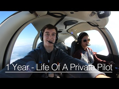 This Is Why You Should Get Your Pilot's License - A Year In The Life