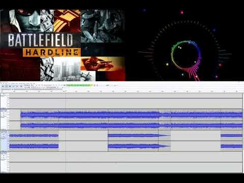 Chopshop Chase Song mix [Battlefield Hardline unreleased OST] 4K