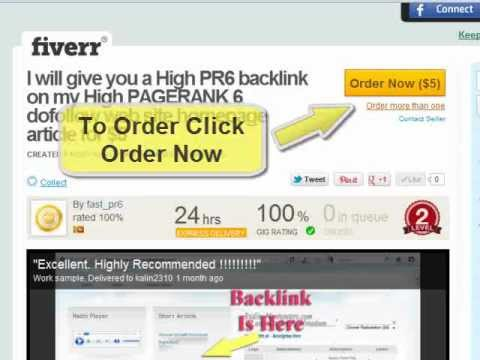 Get Real High PR6 Homepage Backlinks Fast and Very Cheap Buy Now!