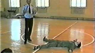 РРБ РБИ Русский стиль спецназ ГРУ Лавров 1996 Ч1 нож