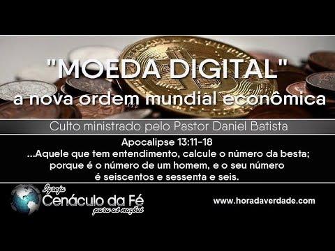 "Culto ao Vivo  21/09/2017 - ""MOEDA DIGITAL! A Nova Ordem Mundial Econômica! Pastor Daniel Batista"
