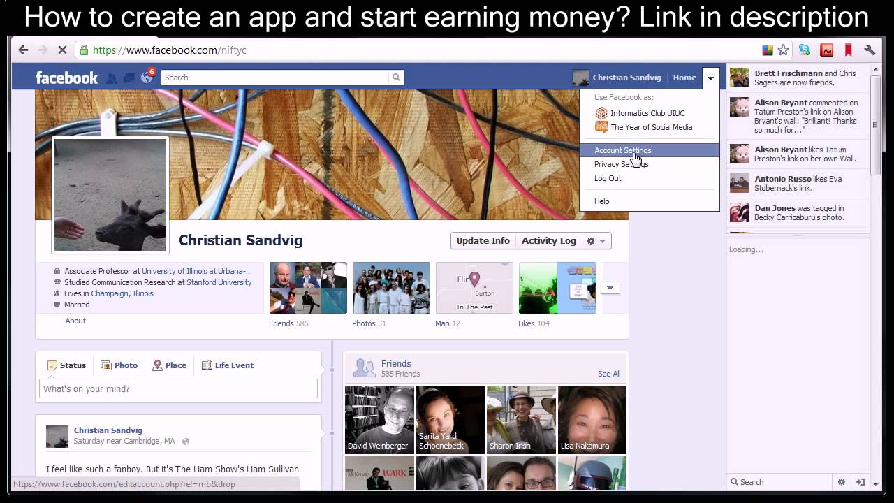 Create a simple facebook app part 1 of 2 how to create an app create a simple facebook app part 1 of 2 how to create an app and make money youtube buycottarizona