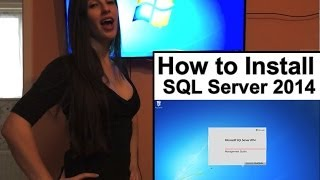 How to Install SQL Server 2014 (Management Studio) step by step(, 2014-04-05T18:12:34.000Z)