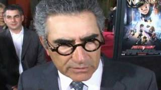 Eugene Levy  talks about super powers at Astro Boy Movie Premiere