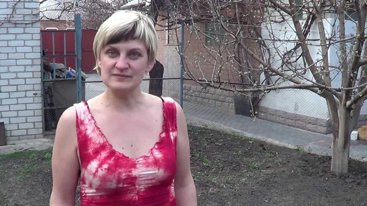 Посадка лука севка - YouTube
