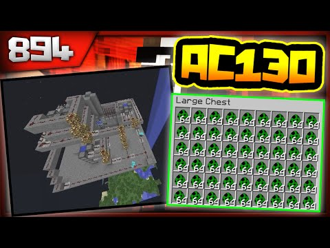 Minecraft FACTIONS Server Lets Play - AC130 CORNER RAID: CAM HACK!! - Ep. 894 ( Minecraft Faction )