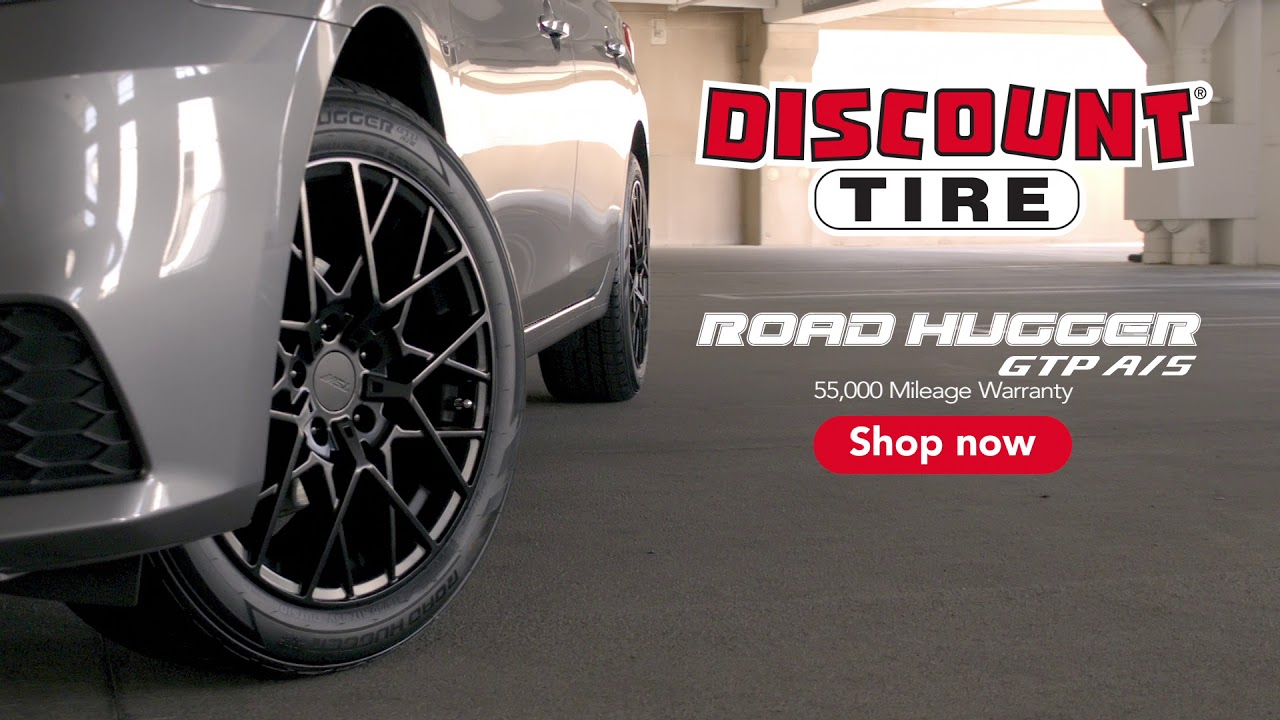 Road Hugger Gtp Discount Tire Youtube