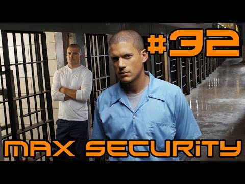 Prison Architect Luxury Max Security - Low Quality Cells! #32