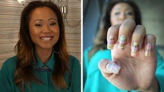 ReNailz: Mara Hoffman Inspired Nails Thumbnail