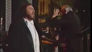 Pavarotti - Donna non vidi mai - Yes Giorgio