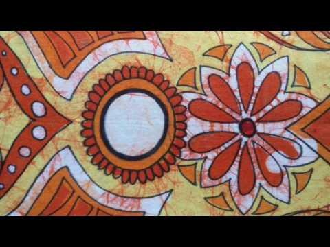 Batik painting -By Pooja Reddy Kancharla