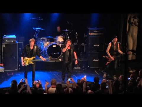 Michael Schenker - Holiday - Virgin Oil Helsinki 26.4.2013 [HD]