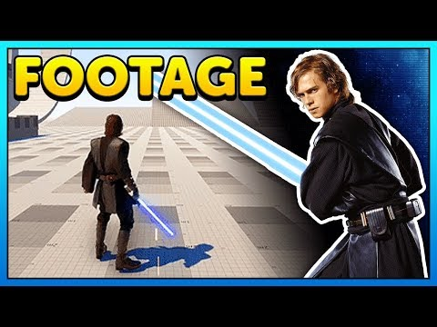 ANAKIN First Footage - Attack Animations - Star Wars Battlefront 2 thumbnail