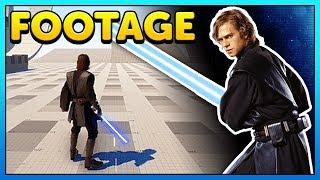 ANAKIN First Footage - Attack Animations - Star Wars Battlefront 2