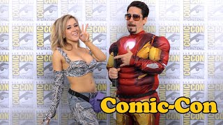 Comic-Con Best Cosplay 2019 #ThatCosplayShow