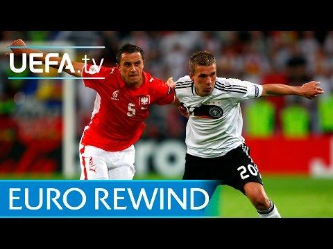 EURO 2008 highlights: Germany 2-0 Poland