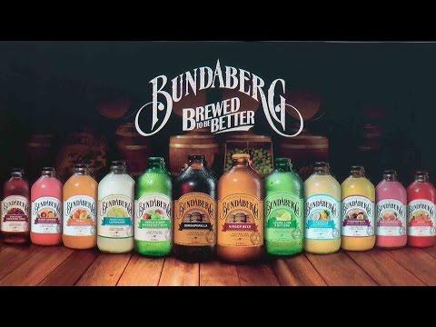 Ginger beer - Bundaberg