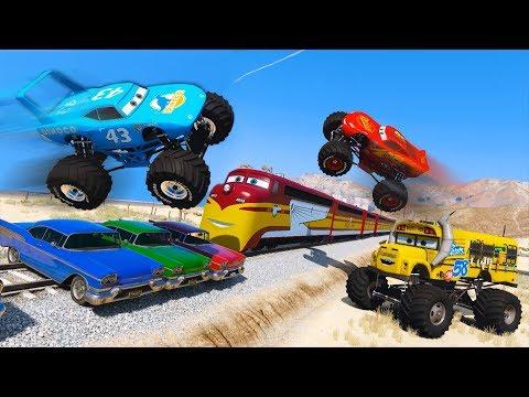 Race Disney Pixar Cars 3 Daytona Lightning Mcqueen Fran Doovi