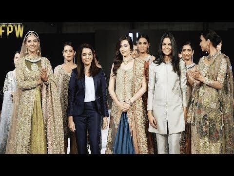 Pakistan Fashion week 2018 In karachi || FPW DAY 1