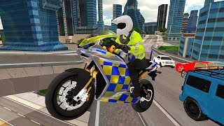 Police Motorbike Simulator 3D | Best Android Gameplay HD