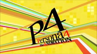 Persona 4 The Animation Opening 1 - sky's the limit (Extended)