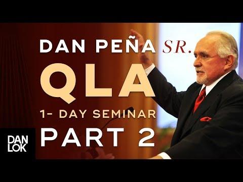 Dan Peña, Sr. QLA One Day Seminar at Heathrow Part 2