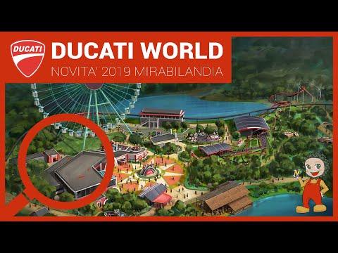 MIRABILANDIA Novità 2019: Ducati World