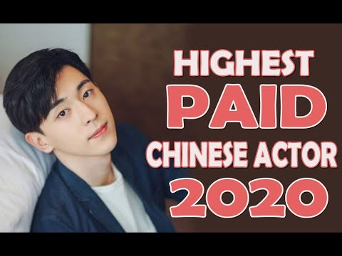 💞💥[ TOP 15 ]l  Highest Paid Chinese Actors Of 2020 II Estimated Net Worth ll Deng Lun, Yang YAng💞💥