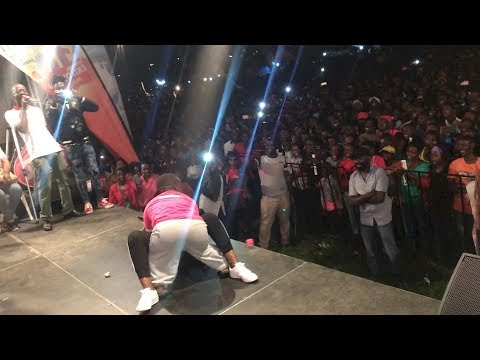 Spice Diana crazy performance in upcountry(18+) (may 2018)