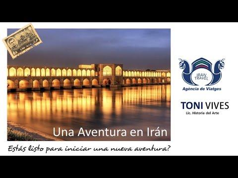 """IRAN TRAVEL - Charla """"Una aventura en Irán"""""""