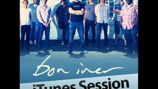 Bon Iver Michicant iTunes Session