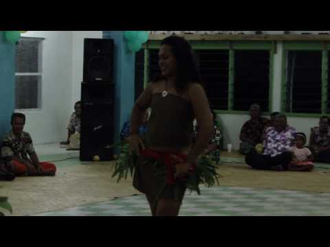 South Pacific style dance (TUVALU)